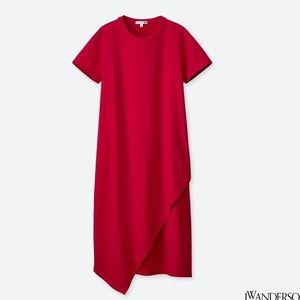 Uniqlo JW Anderson Short Sleeve Dress